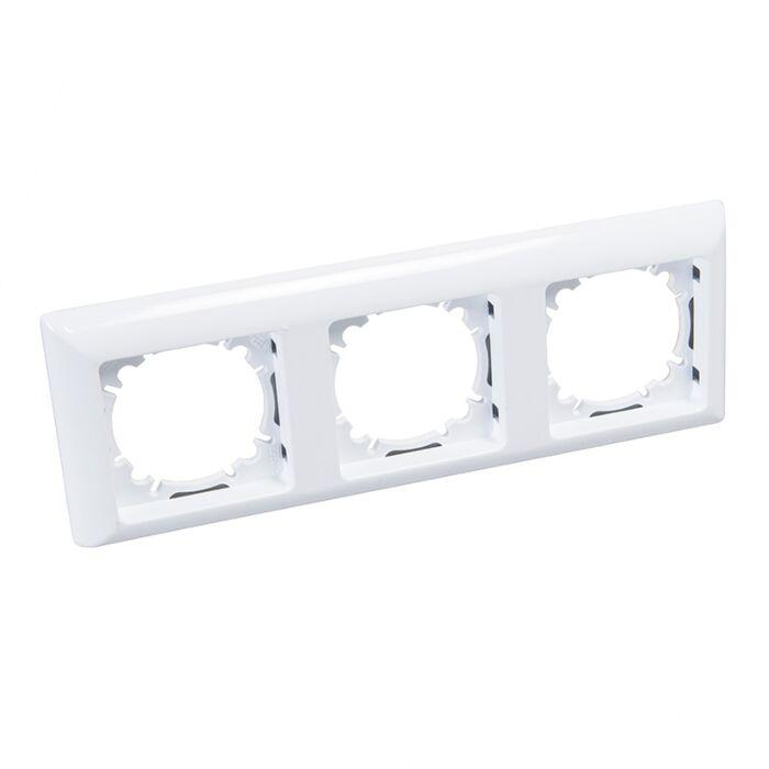 3-Voudig-afdekraam-voor-schakelmateriaal-Basic-wit