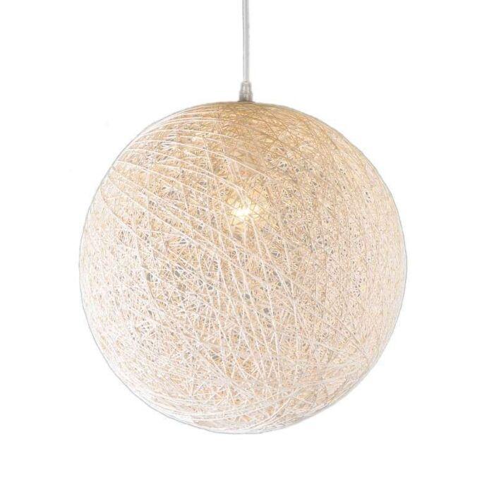 Hanglamp-Corda-40-Wit