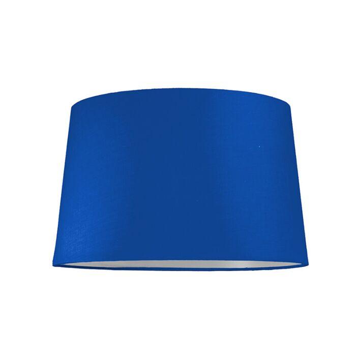 Kap-40cm-rond-SU-E27-blauw