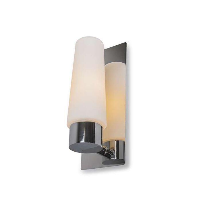 Badkamer-wandlamp-Allure-I-chroom