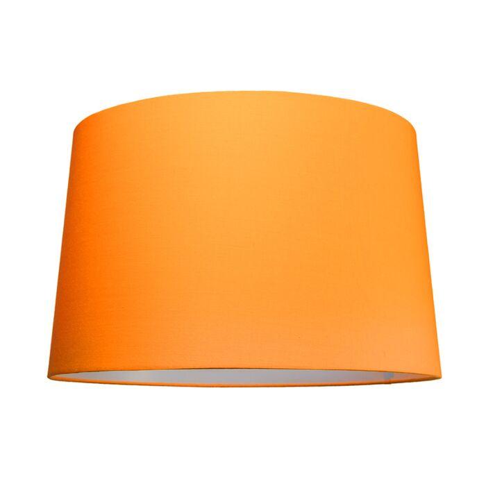 Kap-50cm-rond-SU-E27-oranje