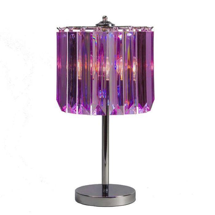 Tafellamp-Shine-paars