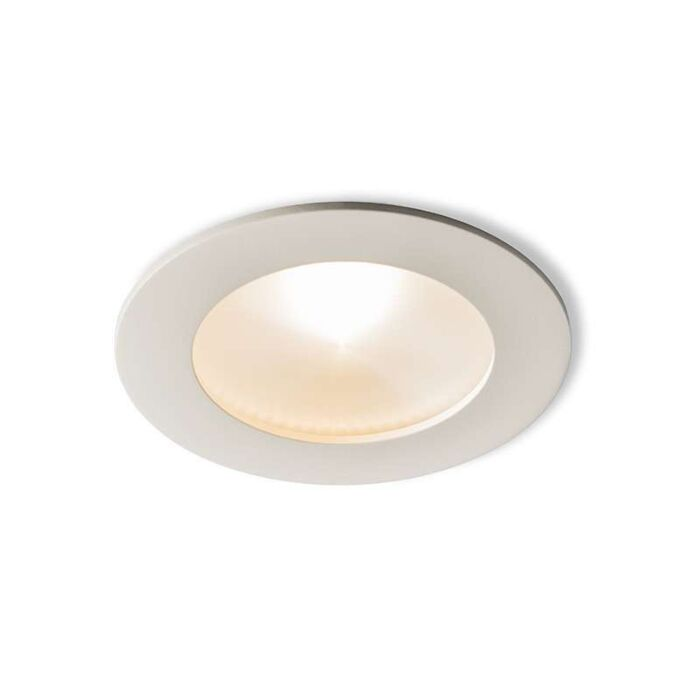 Moderne-inbouwspot-wit-incl.-LED-6W---Invaser