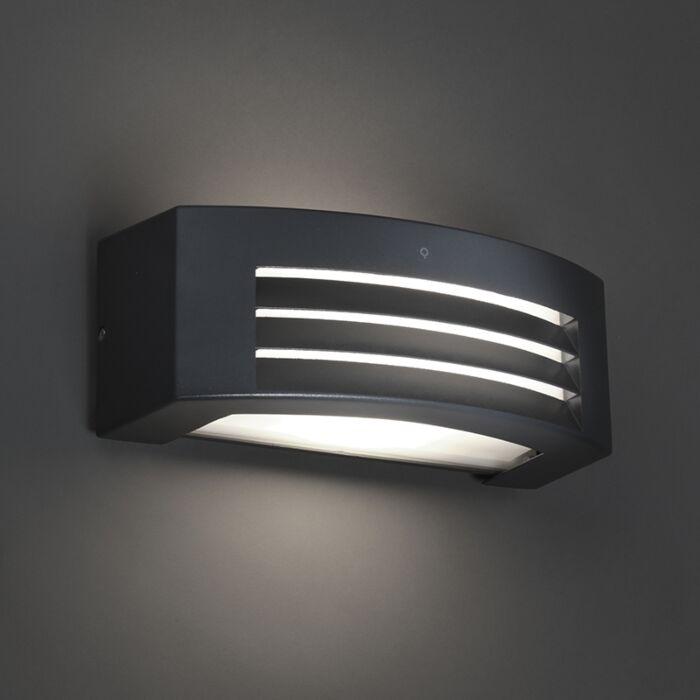 Moderne-wandlamp-antraciet-IP44---Hurricane-1