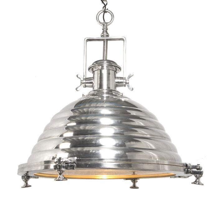 Hanglamp-Fort-XXL-chroom-(ALLEEN-AF-TE-HALEN)