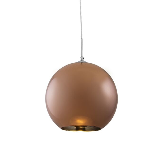 Hanglamp-Ball-30-koper
