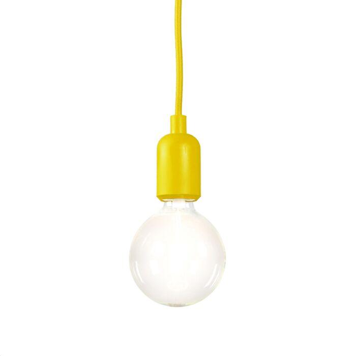 Hanglamp-Cava-geel