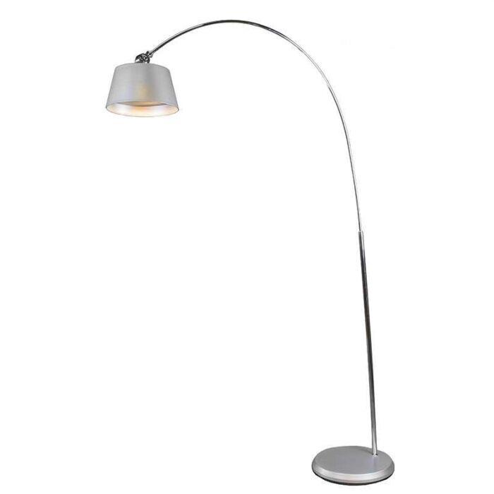 LED-Booglamp-zilvergrijs