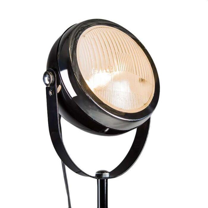 Vloerlamp-Biker-1-zwart