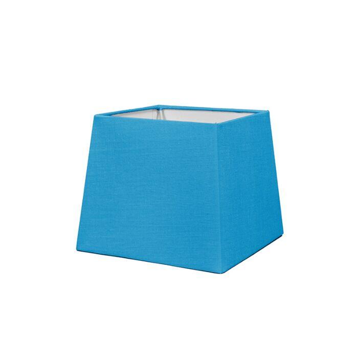 Kap-18cm-vierkant-SD-E27-lichtblauw