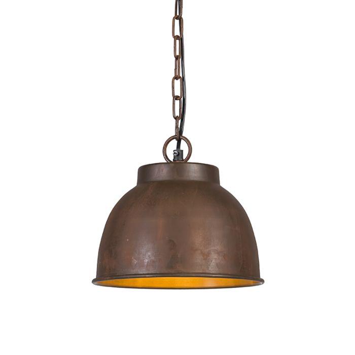Hanglamp-Vintage-S-roest