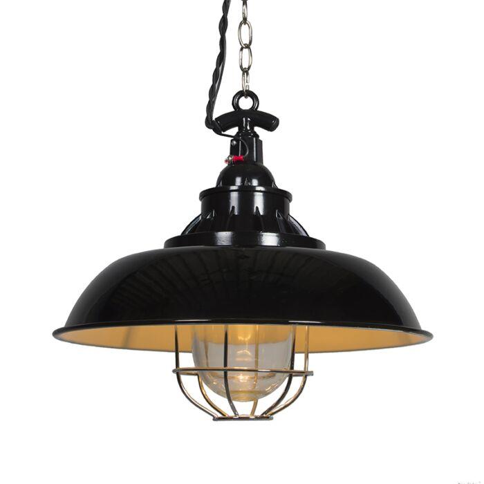 Hanglamp-Strijp-S-zwart