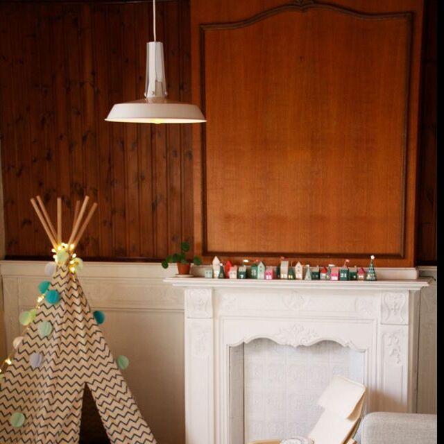 Hanglamp-Living-40cm-wit