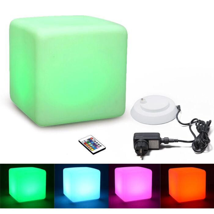 QubeLight-40-LED-oplaadbaar