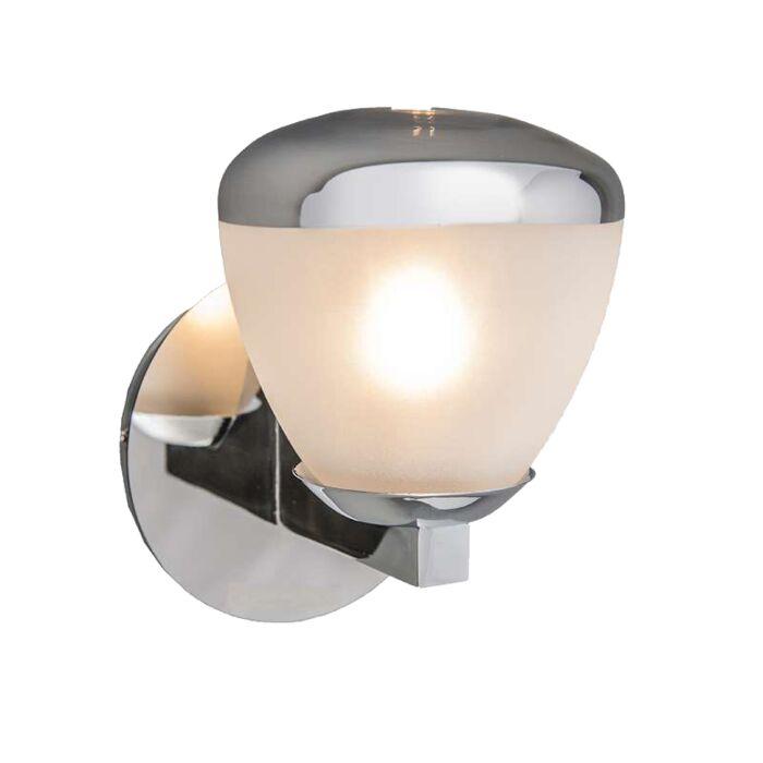 Badkamer-wandlamp-Jaws-I-chroom
