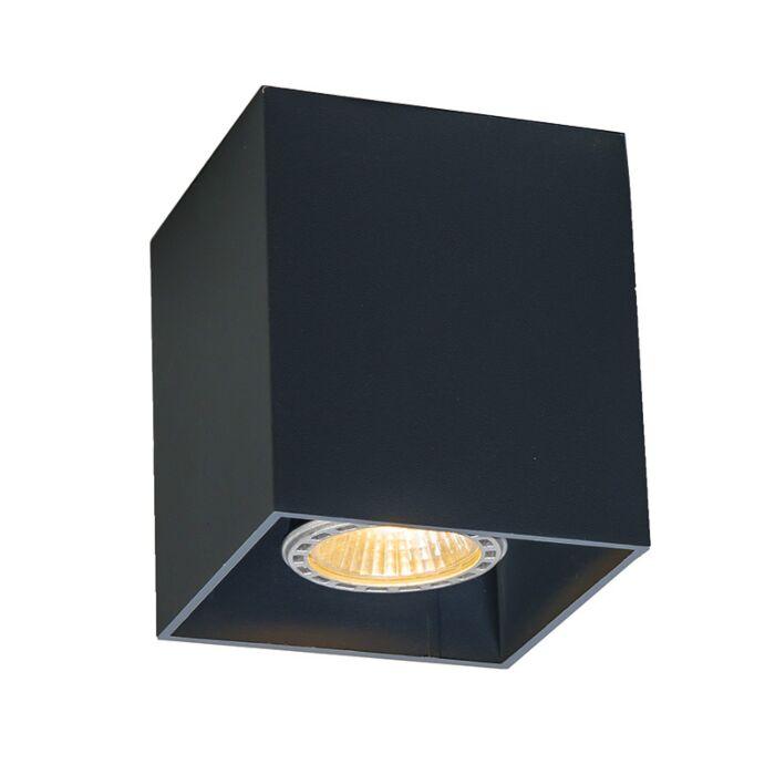 Moderne-spot-zwart---Qubo-1