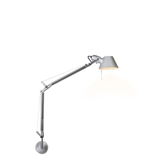 Artemide-wandlamp-verstelbaar--Artemide-Tolomeo-mini-parete