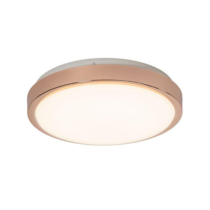 Plafonniere-Avant-12W-LED-koper