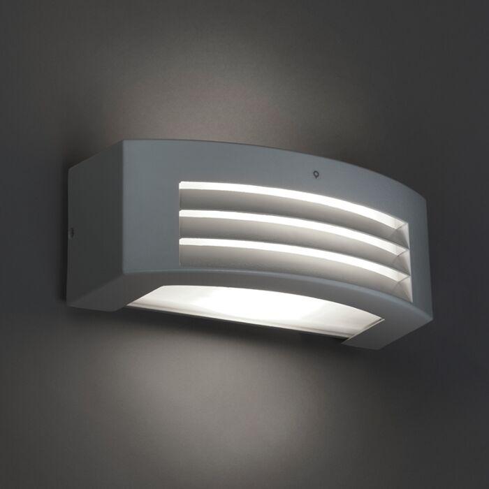 Moderne-wandlamp-grijs-IP44---Hurricane-1