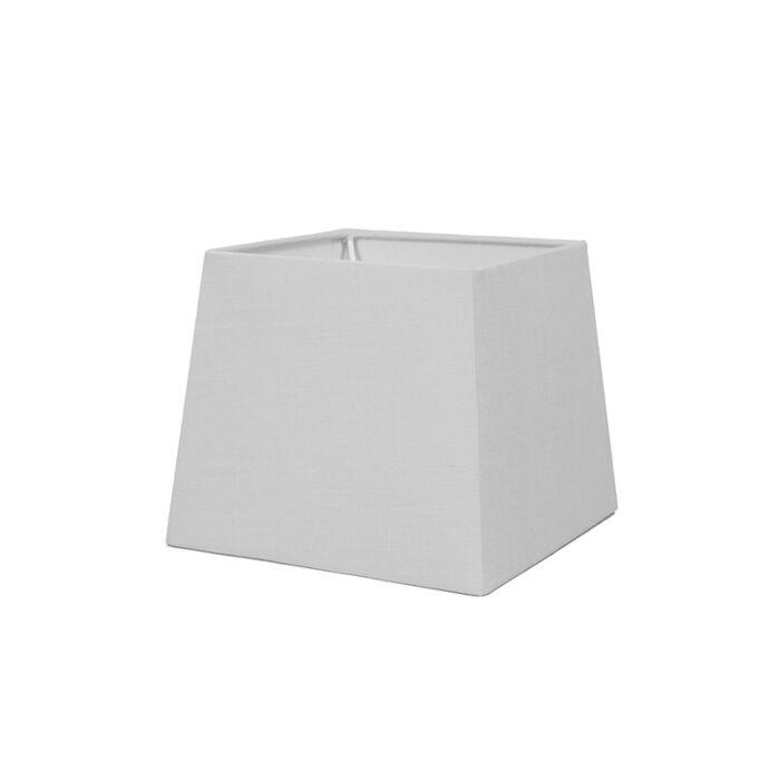 Kap-18cm-vierkant-SD-E27-wit