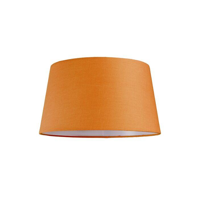 Kap-30cm-rond-SU-E27-oranje