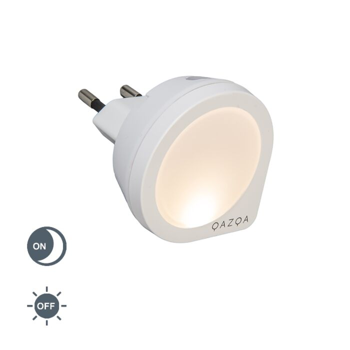 Plug-in-lamp-klein-licht-donker-sensor