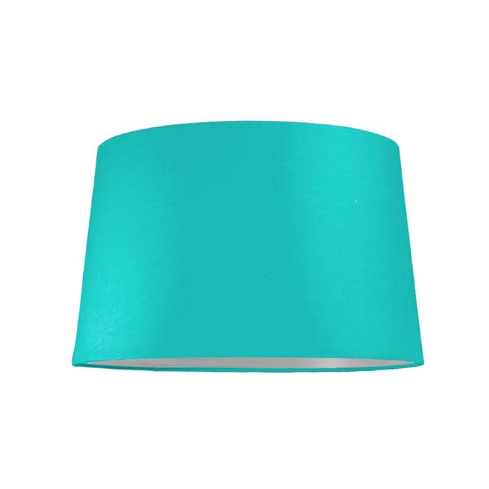 Kap-40cm-rond-SU-E27-turquoise
