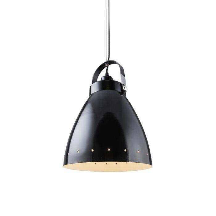 Scandinavische-hanglamp-zwart-kantelbaar---Rytel