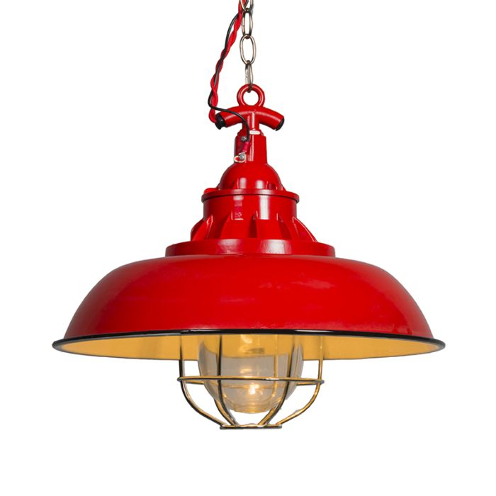 Hanglamp-Strijp-S-rood