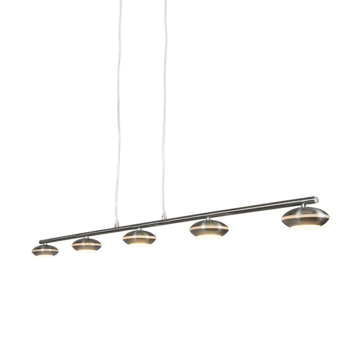 Hanglamp-Ufo-5-staal