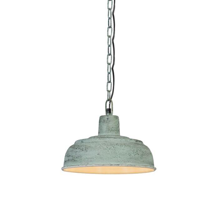 Hanglamp-Barun-26-antiek-groen