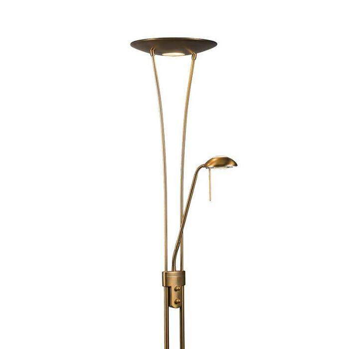 Vloerlamp-Diva-Delux-brons
