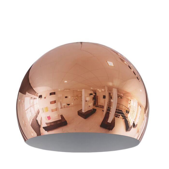 Kap-Globe-28cm-koper