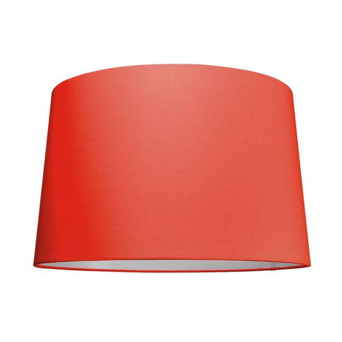 Kap-50cm-rond-SU-E27-rood