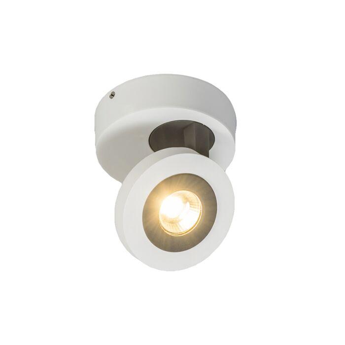Spot-Discus-1-LED-wit