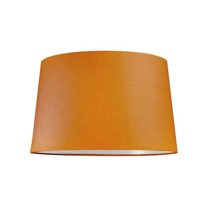 Kap-40cm-rond-SU-E27-oranje