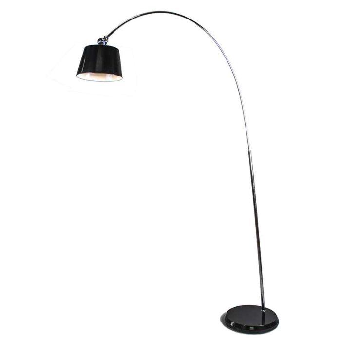 LED-Booglamp-zwart