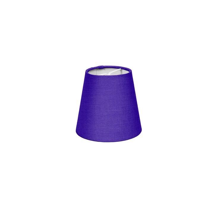Klemkap-12cm-rond-SC-paars