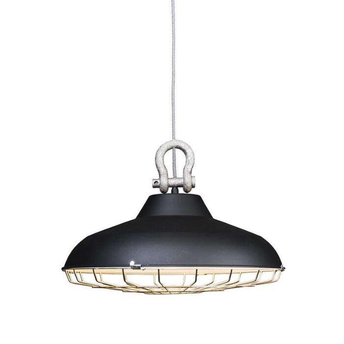 Hanglamp-Strijp-zwart