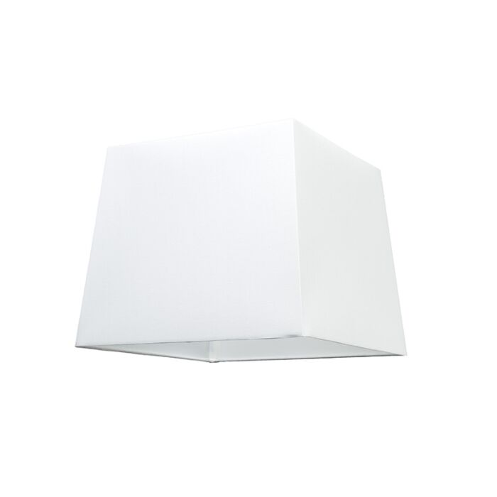 Kap-30cm-vierkant-SU-E27-wit