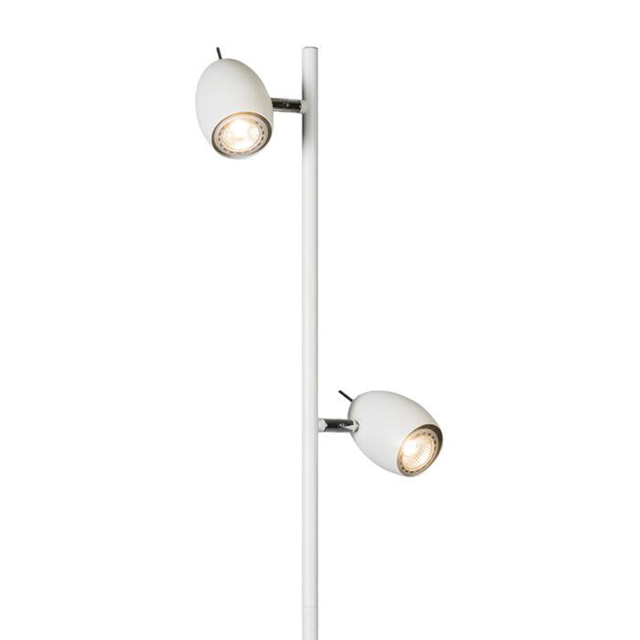 Vloerlamp-Egg-2-wit