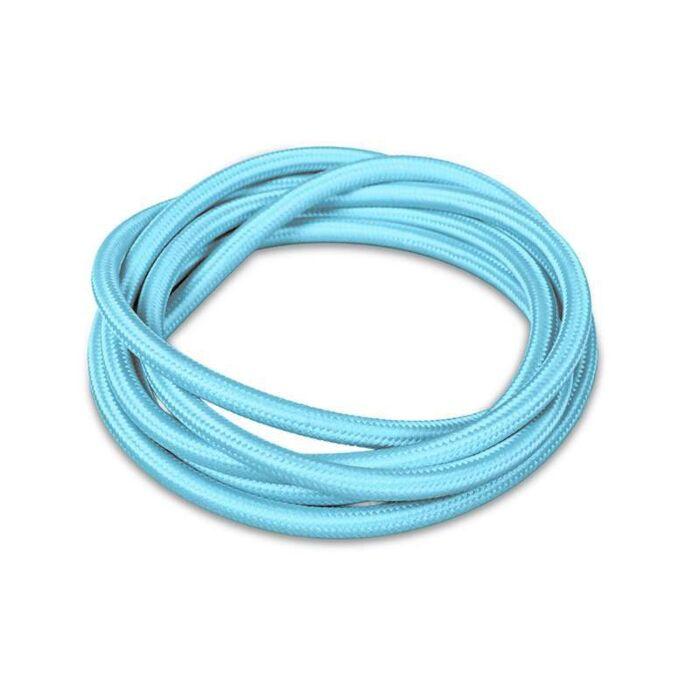 Stoffen-kabel-1-meter-lichtblauw