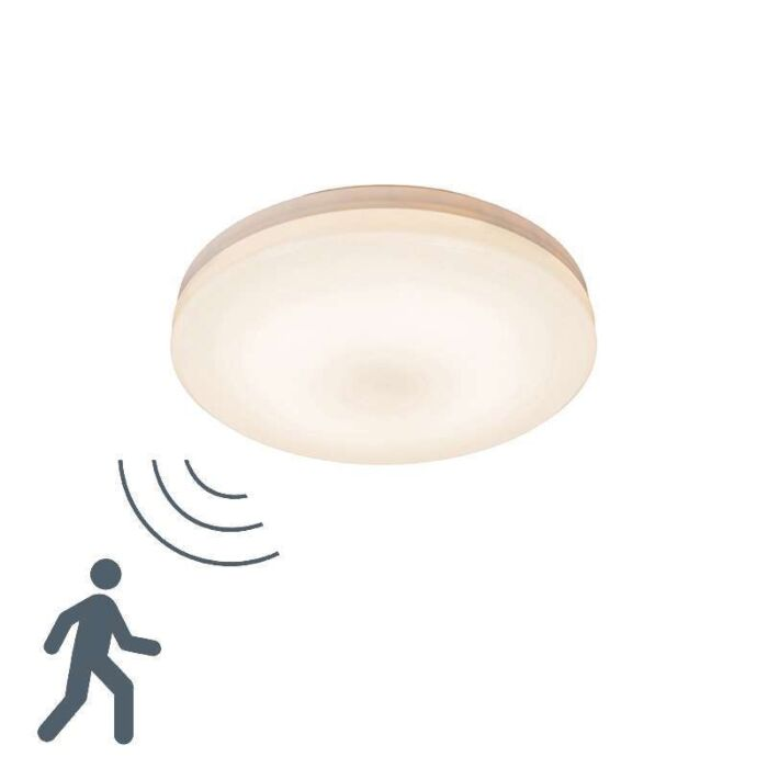 Plafonniere-Motion-V-20W-LED-met-microwave-bewegingsmelder