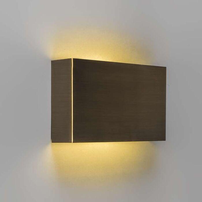 Wandlamp-Otan-brons-LED