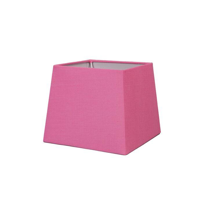 Kap-18cm-vierkant-SD-E27-roze