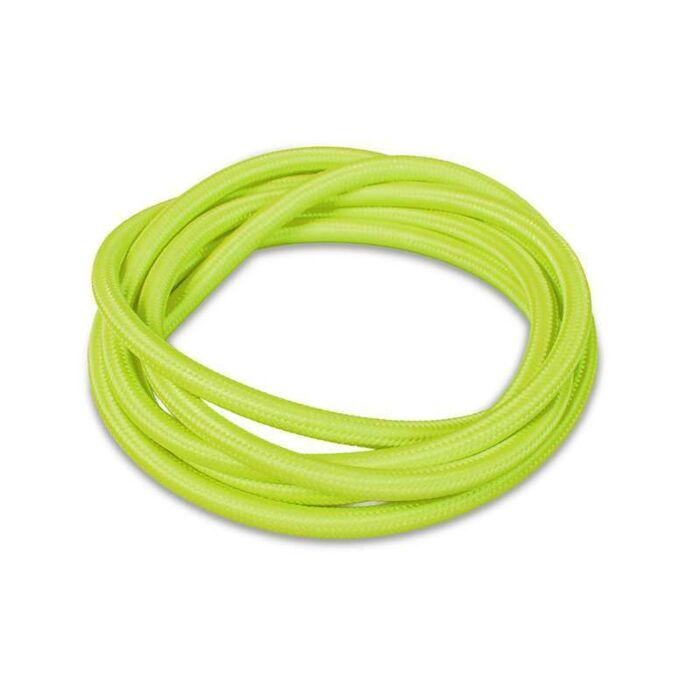 Stoffen-kabel-1-meter-groen