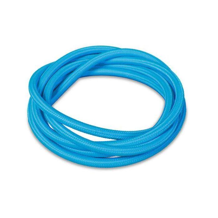Stoffen-kabel-1-meter-blauw