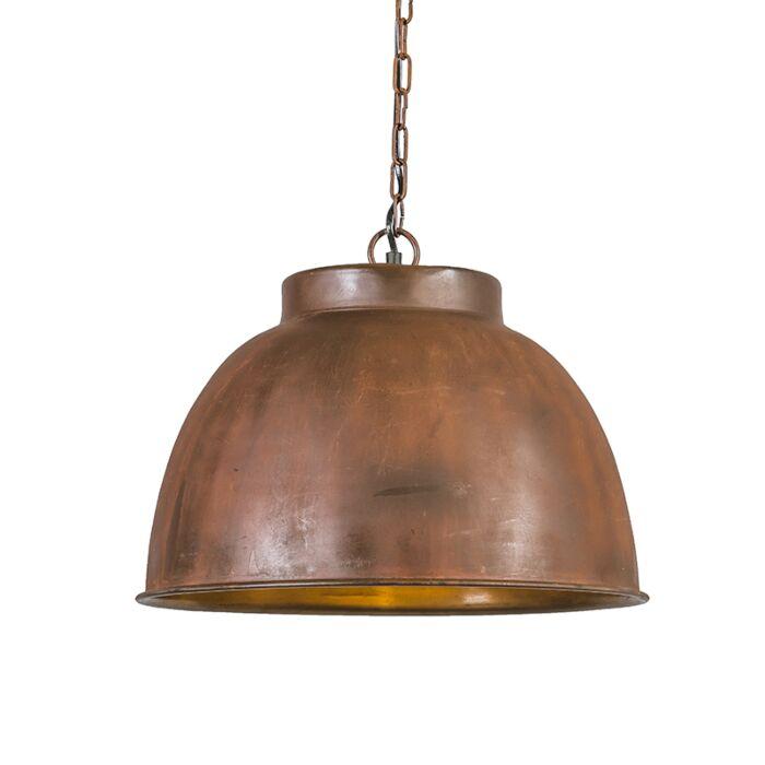 Hanglamp-Vintage-L-roest