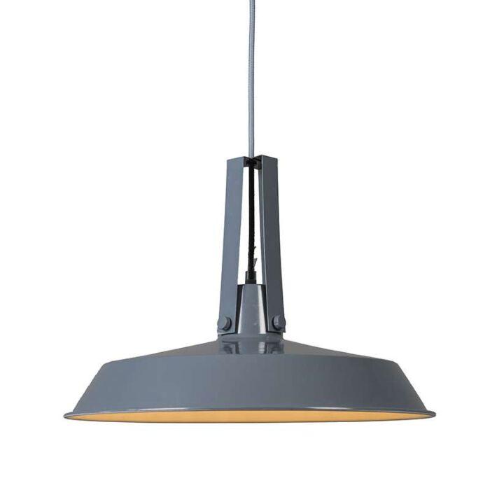 Hanglamp-Living-40cm-grijs