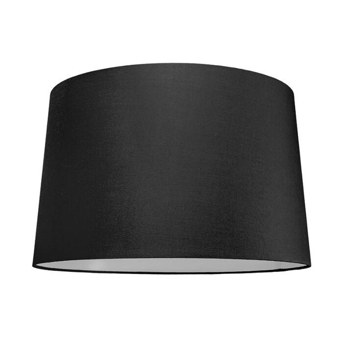 Kap-50cm-rond-SU-E27-zwart